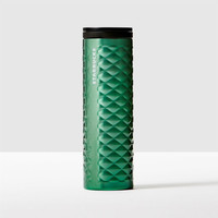 Stainless Steel Quilted Tumbler - Mint, 473 ml/16 fl oz