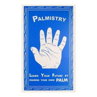 Palmistry Instruction Book