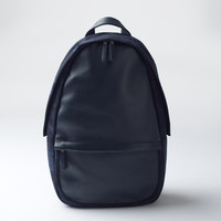 Shell Backpack Blue