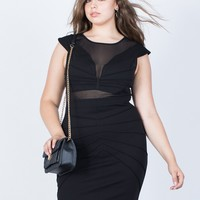 Plus Size Nights Out Dress
