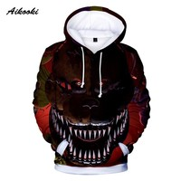 Aikooki 3D Hoodies  at Freddy For Men's High Quality Hooded Sweatshir  at Freddy Women 3D Fashion Hoodies