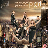 GOSSIP GIRL - SEASONS 1-6 DVD