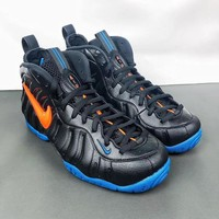 Nike Air Foamposite Pro Knicks Men Sneaker - Best Deal Online