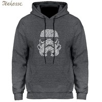 Star Wars Force Episode 1 2 3 4 5  Hoodie Men 2018 Hot Winter Autumn Hooded Sweatshirts Hoody Hoodies Sweatshirt Mens  Clothing For Movie Fans AT_72_6