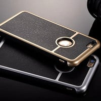 Luxury Fashion Plated TPU Rubber Silicone Soft Back Cover Case for Apple iPhone 5  5S SE / 6 6s / Plus Phone Case For Women Men