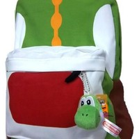 Backpack - Nintendo Super Mario -Yoshi Green