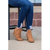 Fantasyland Ankle Boots : New Tan