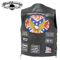 Rebel Flag Vest (Medium)