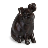 Decorative Pig Figurine