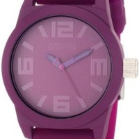 Kenneth Cole REACTION Women's RK2226 Round Analog Purple Dial Watch