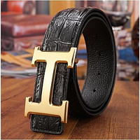NEW HERMES BELTS MEN'S WOMEN'S REAL LEATHER BELTS