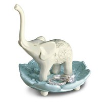 Resin Elephant Ring Holder