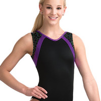 Child Gymnastics Leotard E2639