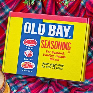 Old Bay Can / Gift Box