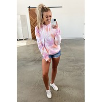 Beach Breeze Hoodie-Pink(S-XL)