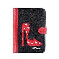 """Disney Parks Minnie Mouse High Heel Tablet Case 7"""" New with Tag"""