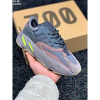 Adidas Yeezy Boost 700 Mauve Gym shoes