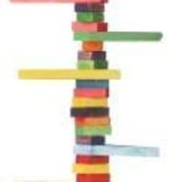 Super Bird Triangle Teaser Hanging Toy