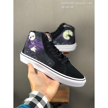 VANS cheap mens and womens Fashion Canvas Flats Sneakers Sport Shoes