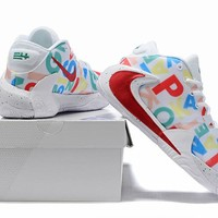 Nike Zoom Freak 1 PE - White/RED