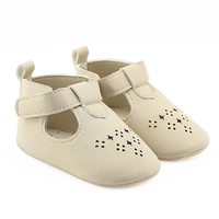 Caitlyn Faux Leather Baby Girl Shoes