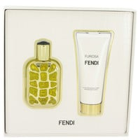 Fendi Furiosa by Fendi Gift Set -- 1.7 oz Eau De Parfum Spray + 2.5 oz Body Lotion