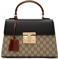 Gucci Fashion Women Shopping Leather Tote Handbag Shoulder Bag B-MYJSY-BB