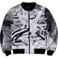 """Wil Fry 2013 Spring/Summer """"Collab"""" Jacket"""
