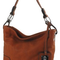 Noble Mount Simple Classic Everyday Hobo/Handbag - Colors Available