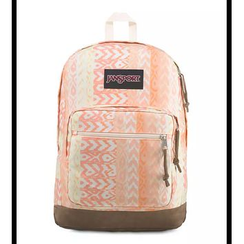 JanSport - Right Pack Expressions Coral Chevron Maze Backpack