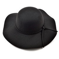 hat floppy beach sun hats for women femme wide brim cap