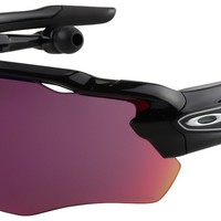 Oakley Radar Pace Sunglasses OO9333-01 Prizm Road + Clear Lens Bluetooth Trainer