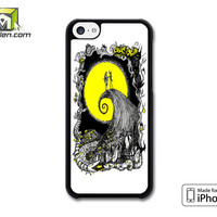 The Nightmare Before Christmas Frame 2 iPhone 5c Case Cover by Avallen