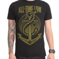 All Time Low Anchor T-Shirt