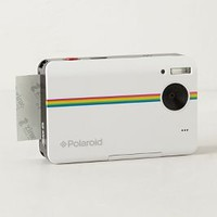 Polaroid Z2300 Instant Digital Camera Kit by Anthropologie White One Size House & Home