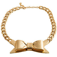Mod4rn Trends Necklace Large Pop Bow