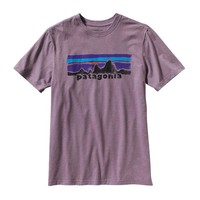 Patagonia Men's Legacy Label Cotton/Poly T-Shirt