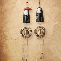 Anime Cartoons Wind Bell Resin Innovative Gifts Home Decor [6281779526]