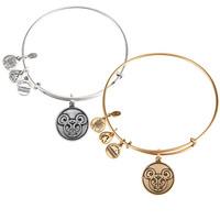 Mickey Mouse Filigree Bangle by Alex and Ani | Disney Store