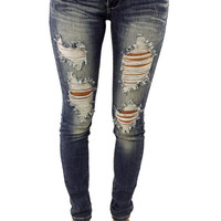 So Ripped- Skinny Jeans | MACA Boutique