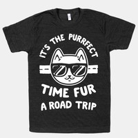It's the Purrfect Time Fur a Road Trip