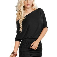 Womens Sexy Loose Casual Party Club Sweet Cute Dress