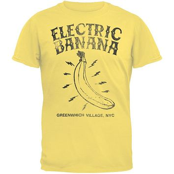 Spinal Tap - Electric Banana Soft T-Shirt