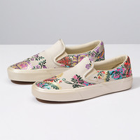 Festival Satin Slip-On | Shop At Vans