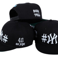 40oz NYC Been Trill Snapback