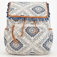 Paxton Pom Backpack | Backpacks