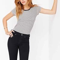 Dr. Denim Plenty Mid-Rise Super-Skinny