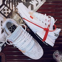 Off-White x Nike Air Presto Cushioned Running Shoes