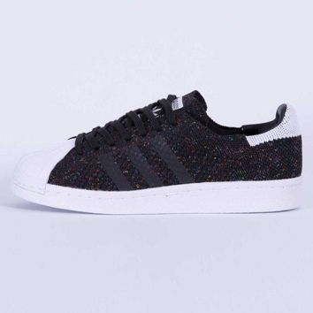 Adidas Superstar 80's PK Black/ FTWR White UK 9 BNWB
