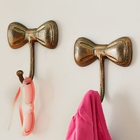 Little Bow Wall Hook | The Land of Nod